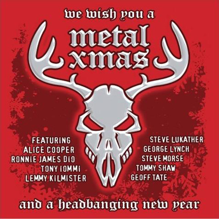 We Wish You a Metal Xmas... and a Headbanging New Year